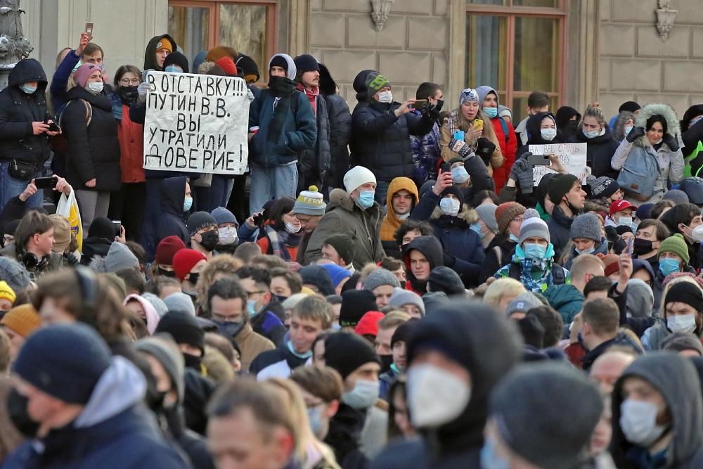 """фото ЗакС политика В МО """"Южно-Приморский"""" передумали проводить """"брейн-ринг"""" на тему несанкционированных митингов"""