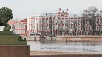 """фото ЗакС политика Из СПбГУ отчислили активистку """"Весны"""" после протестного перфоманса"""