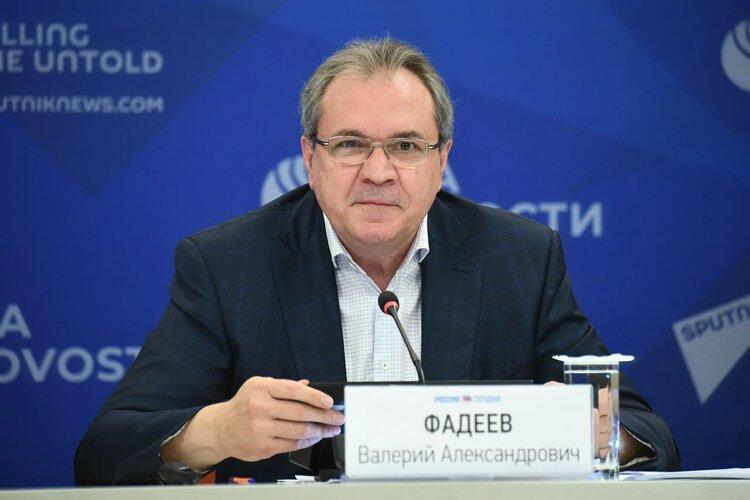 фото ЗакС политика Глава СПЧ Фадеев уверен, что журналистов со временем перестанут задерживать на митингах