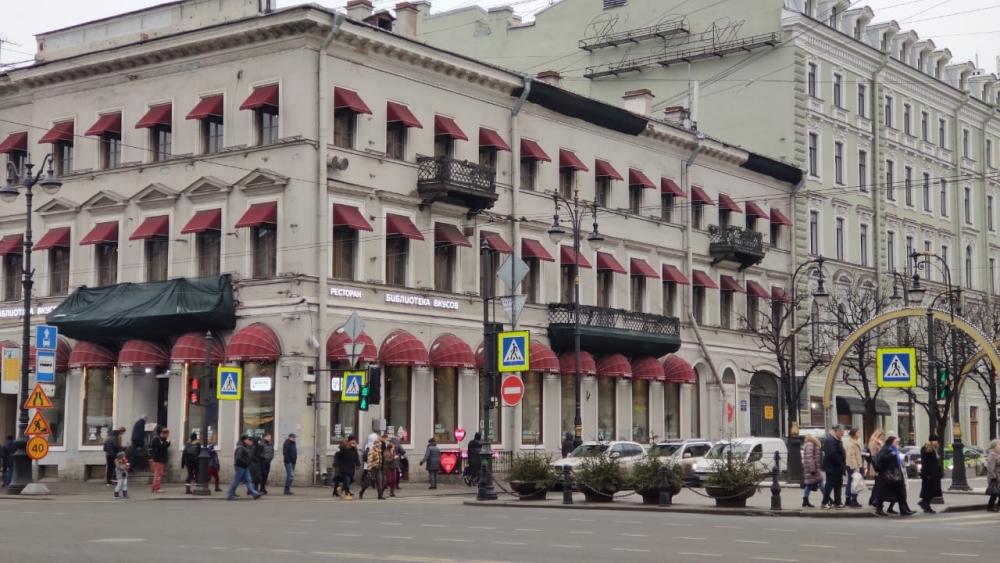 КИО отказался передавать Евангелическо-Реформатской Церкви здания на Невском и Большой Конюшенной