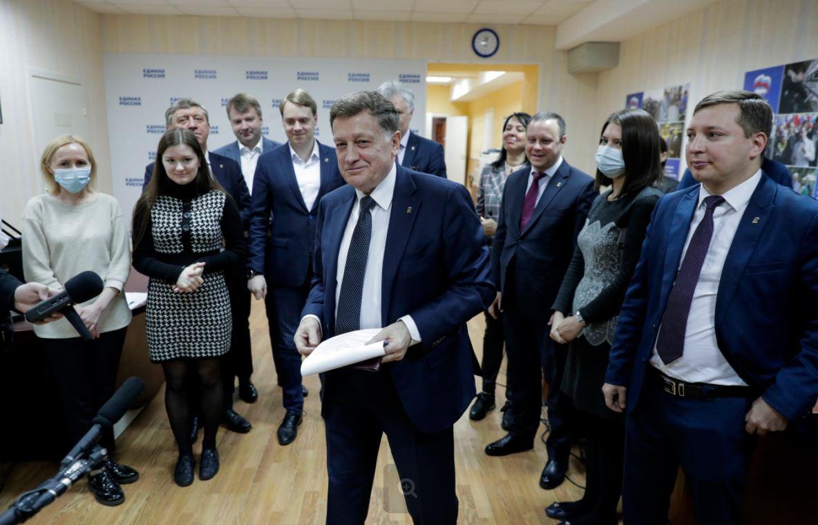 Ветренко об участии Макарова в праймериз в ЗакС: Это не акт протеста, это нормально организованный пиар