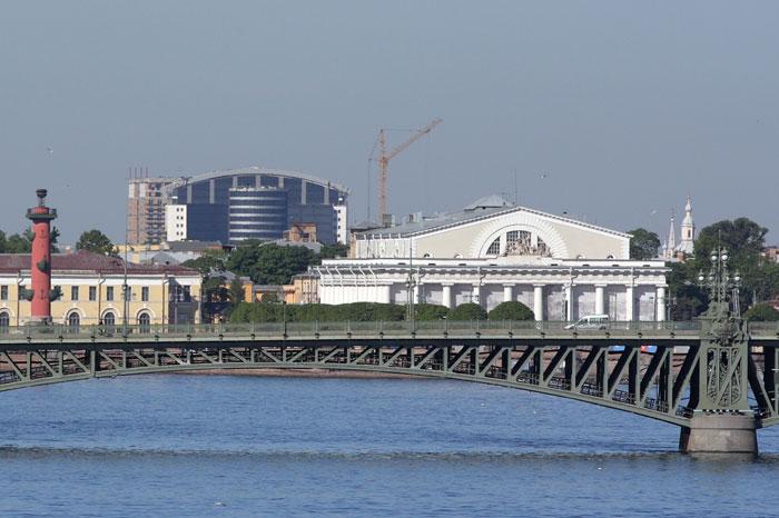 Потерян один из наиболее известных видов парадного Петербурга