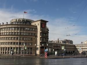 фото ЗакС политика В администрацию Московского района вызвали полицию из-за сообщения о переписанных протоколах
